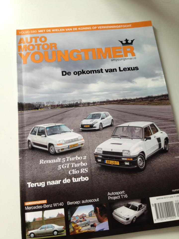 Auto Motor Youngtimer april/mei
