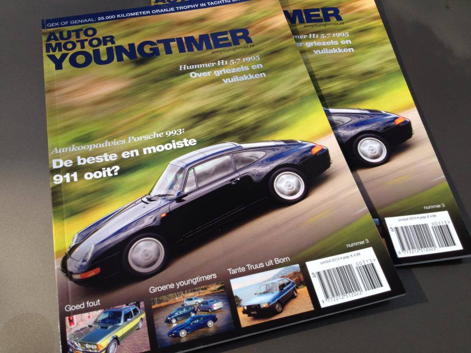 Auto Motor Youngtimer juni 2013