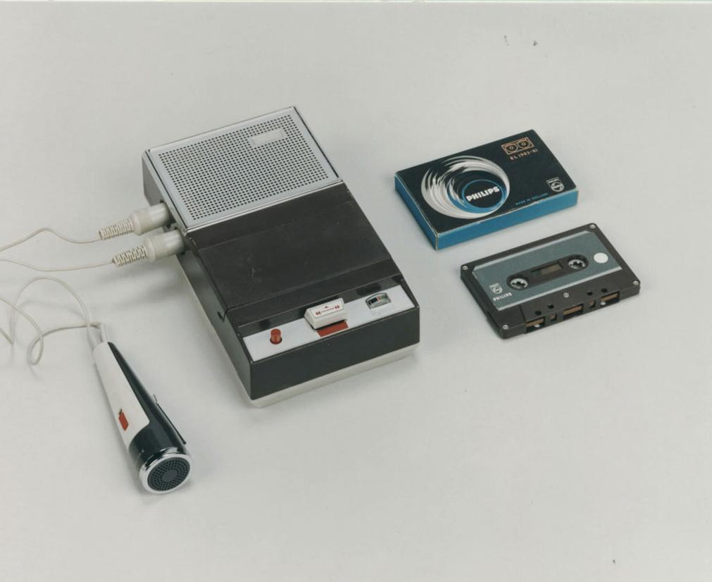 Philips cassetterecorder