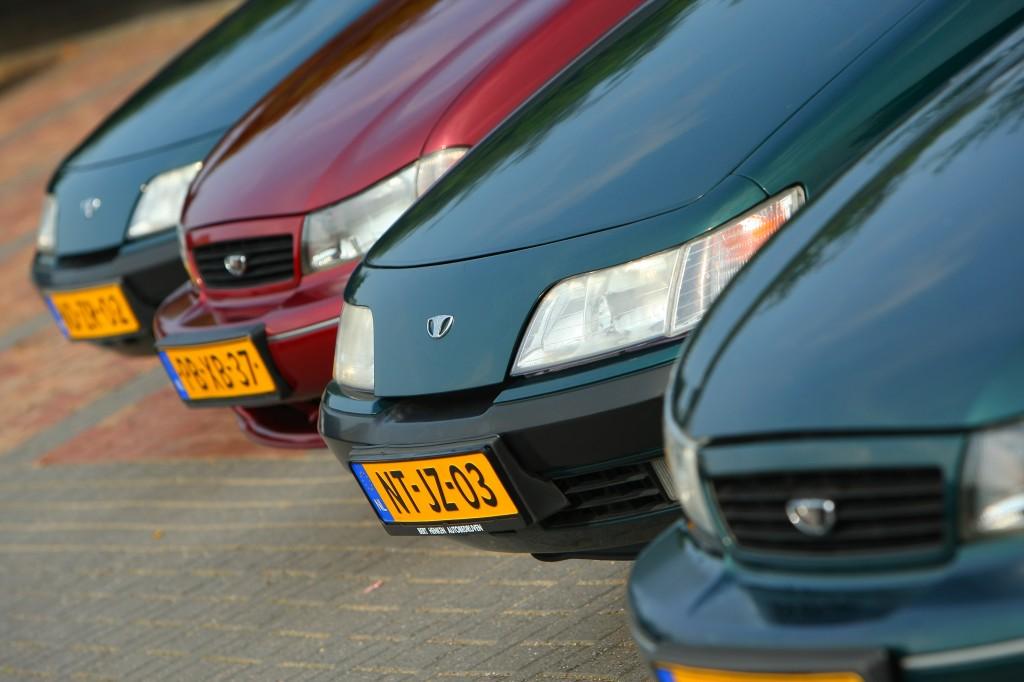 Daewoo Nexia en Espero - Auto Motor Youngtimer