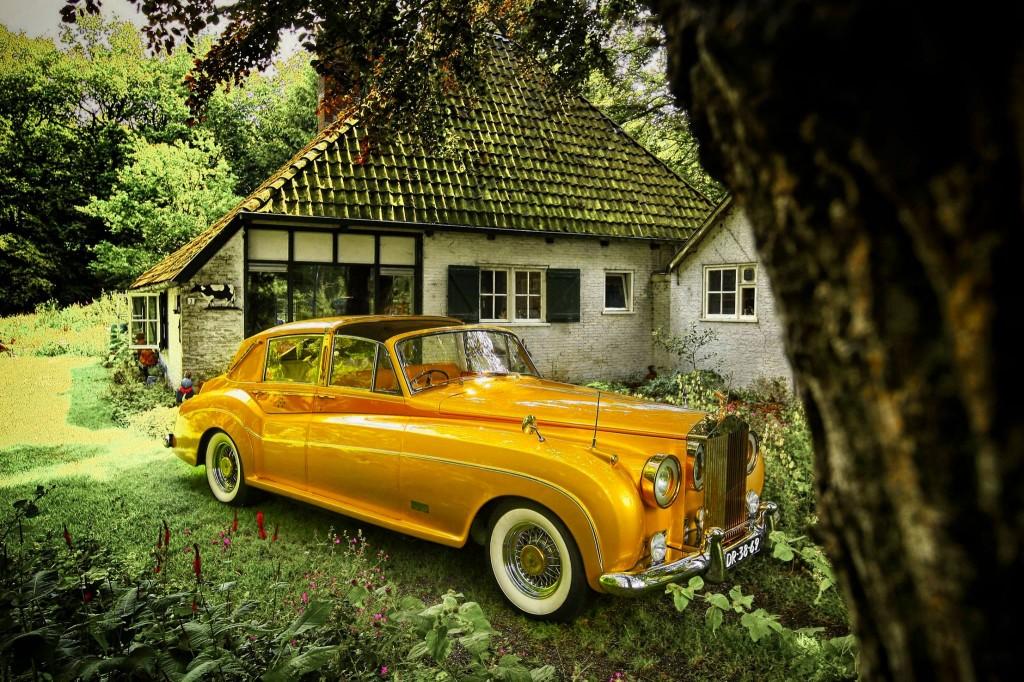 Rolls-Royce Silver Cloud II Zsa Zsa Gabor