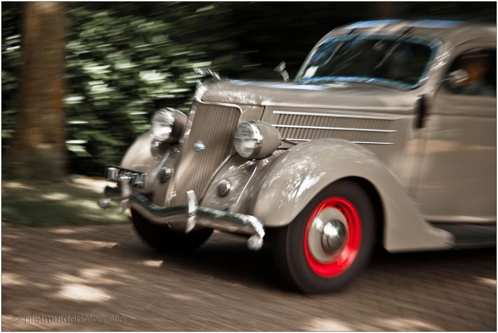Ford V8 (foto: Piet Mulder)