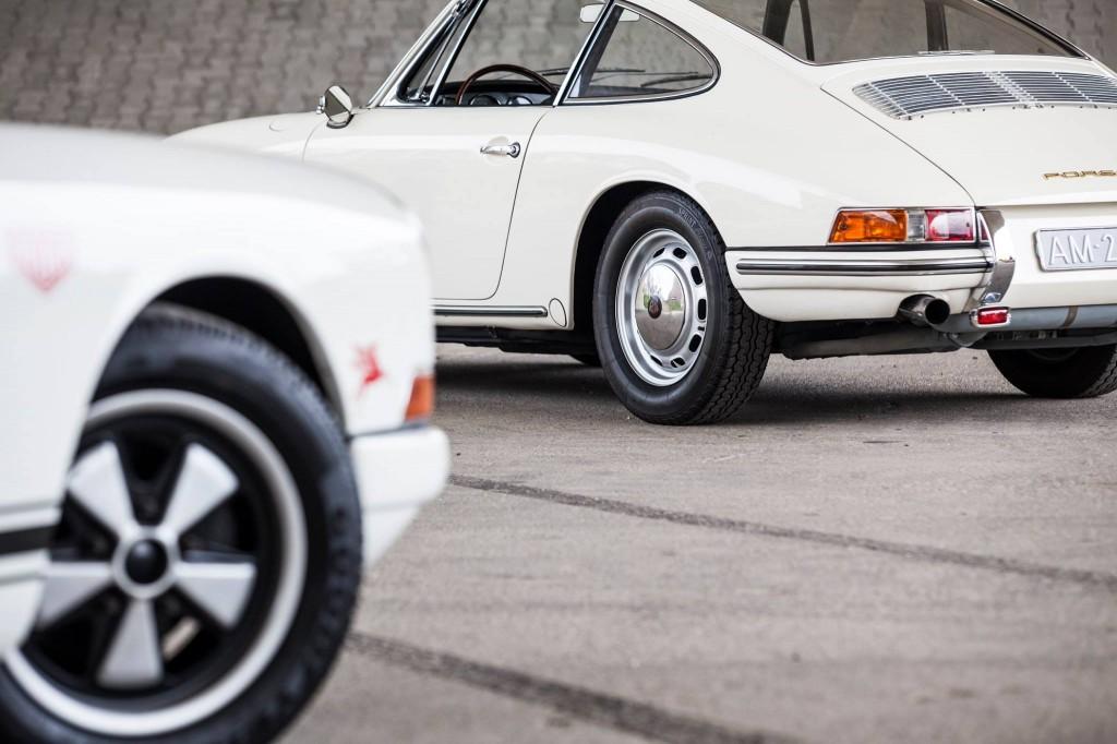Porsche 911: Magnus Walker & '64 911