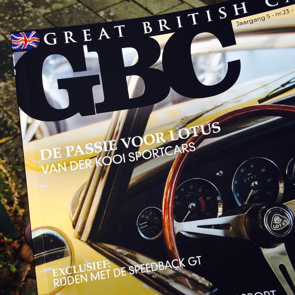 Great British Cars 23