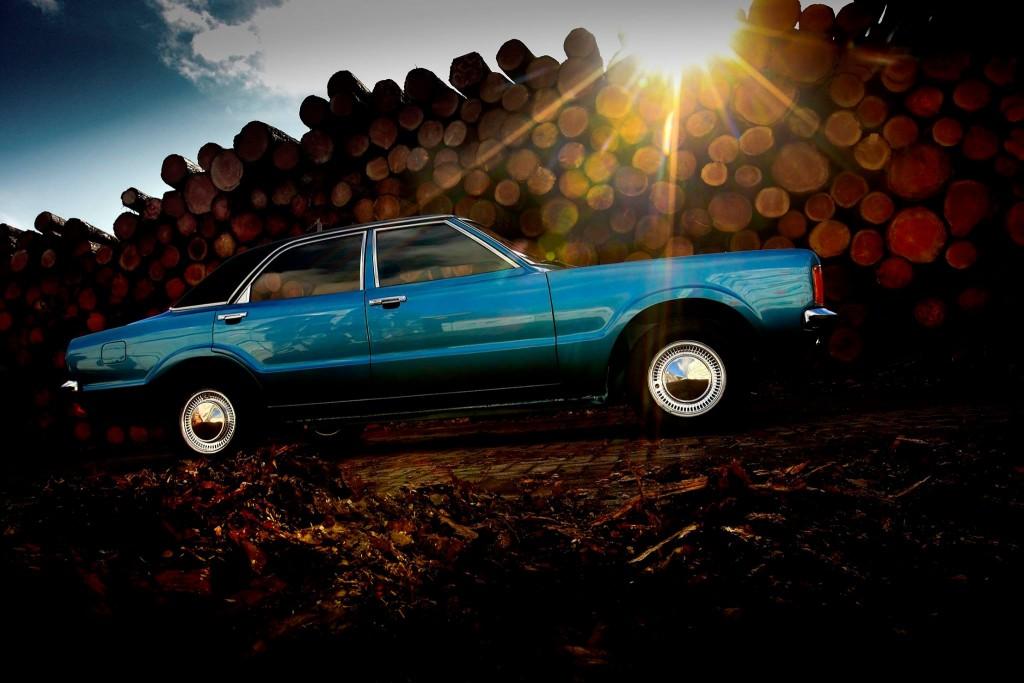 Ford Taunus - foto: Jacco van de Kuilen