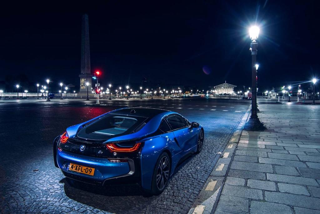 BMW i8 - foto Luuk van Kaathoven voor Playboy