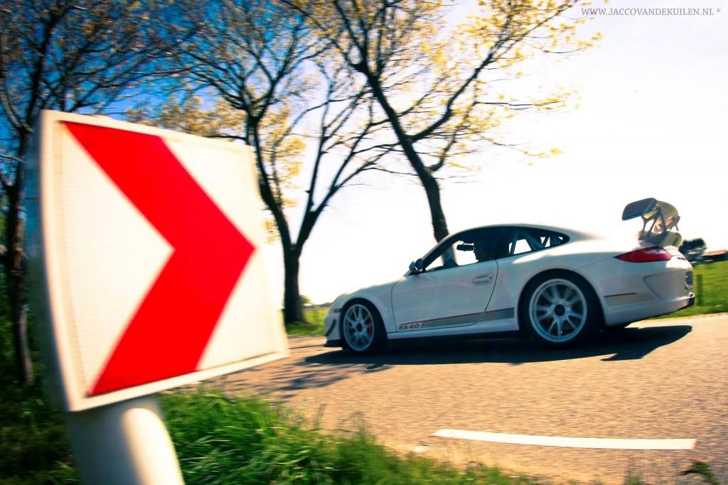 Porsche 911 GT3 RS 4.0 - foto Jacco van de Kuilen