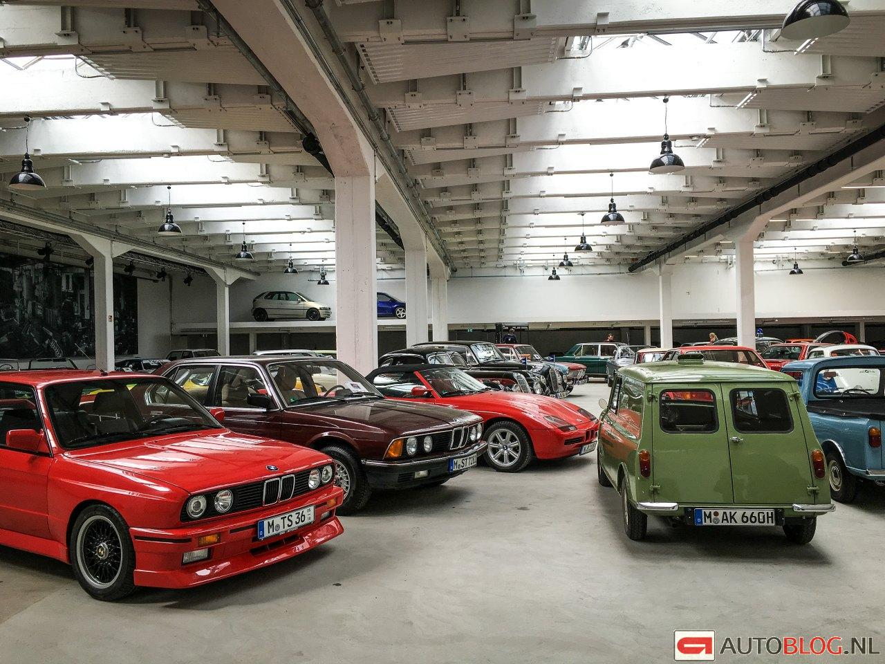 BMW Group Classic Moosacherstrasse München